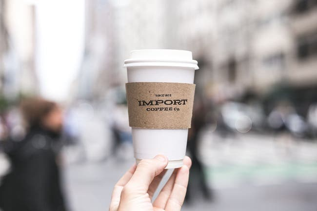 IMPORT COFFEE