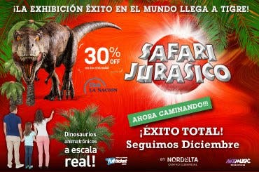 SAFARI JURASICO