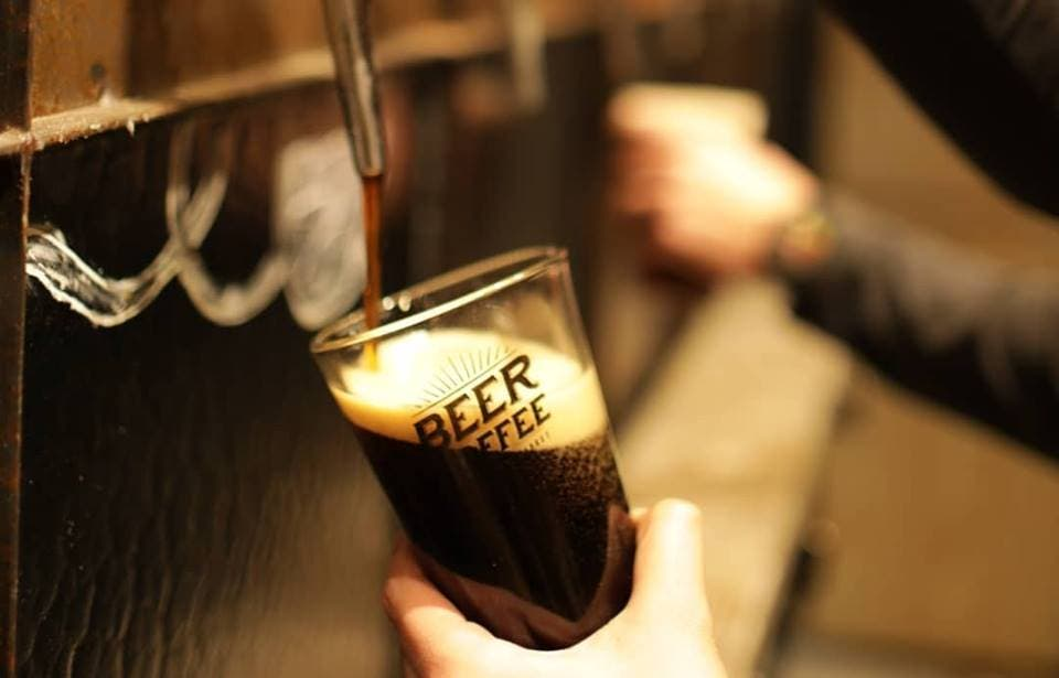 BEER COFFE