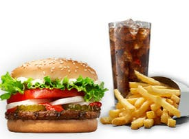 Beneficios en Burger King