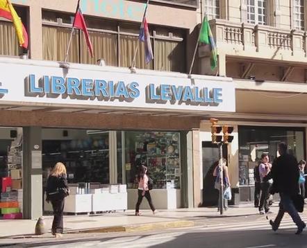 LIBRERÍAS LEVALLE