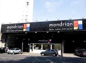 Mondrian - 35%