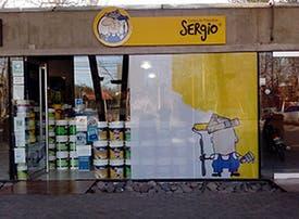 Sergio Pinturería - 20%