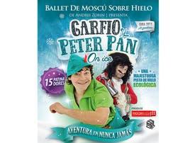 GARFIO & PETER PAN ON ICE AVENTURA EN NUNCA JAMÁS - 2x1 en                      Entretenimiento