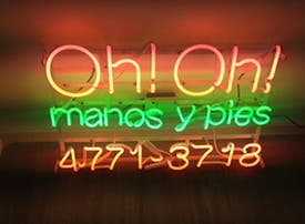 Oh! Oh! Manos & Pies - 20%