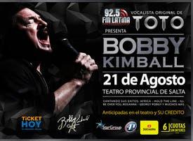 BOBBY KIMBALL - 2x1
