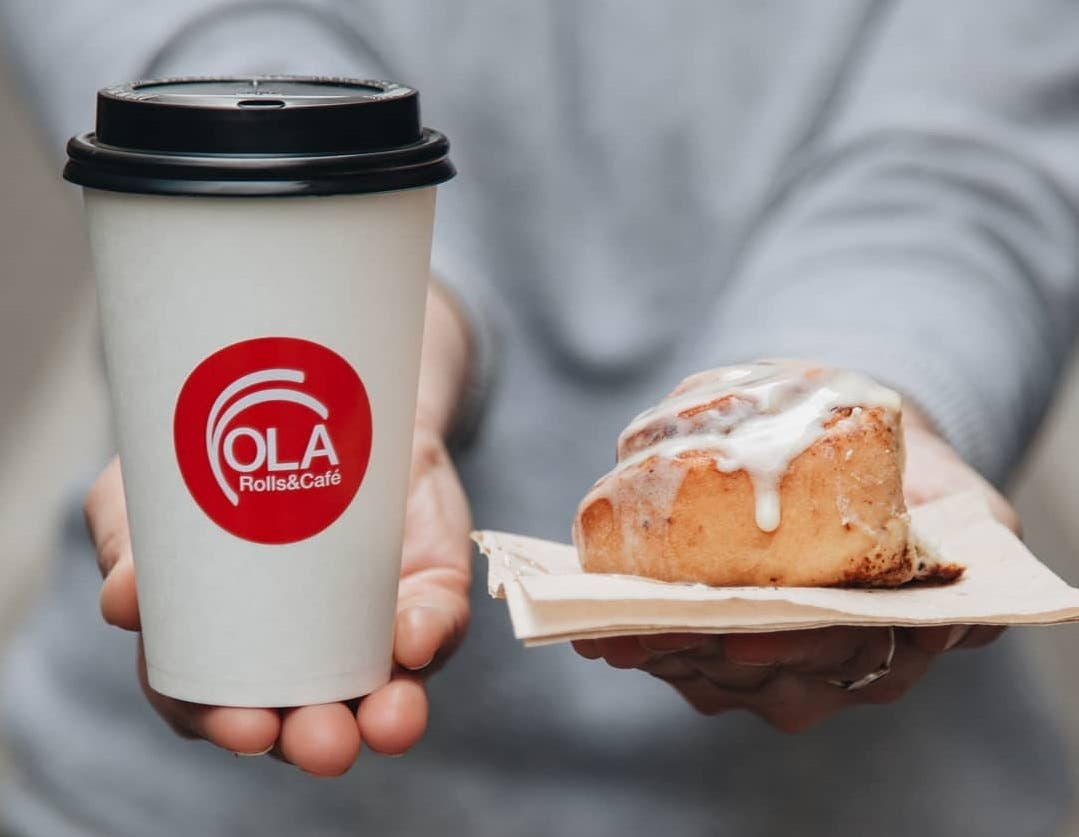 OLA ROLLS Y CAFÉ