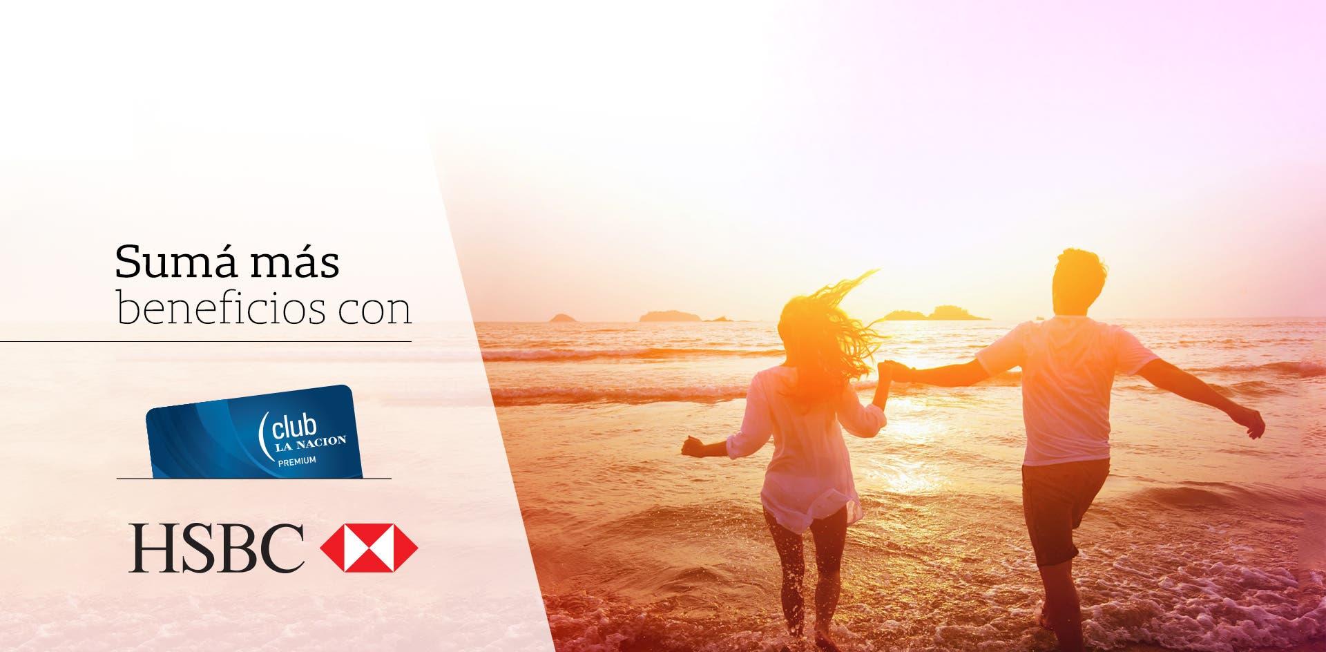 Club LA NACION + HSBC: El complemento ideal de beneficios