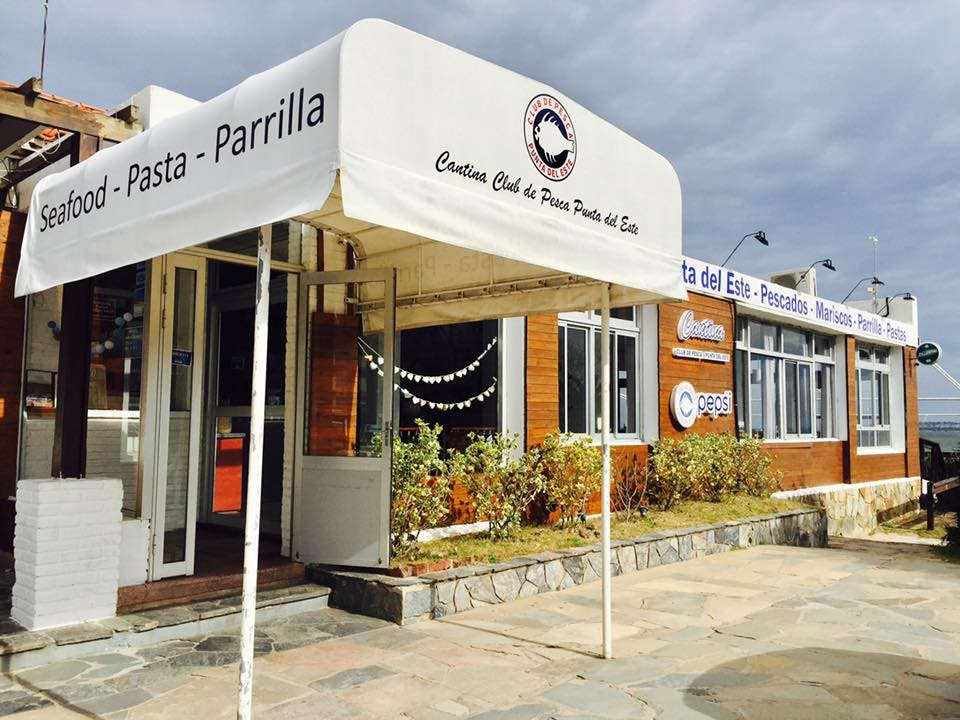 Cantina Club de Pesca Punta del Este