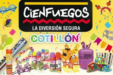Cienfuegos – Pirotecnia y Cotillón