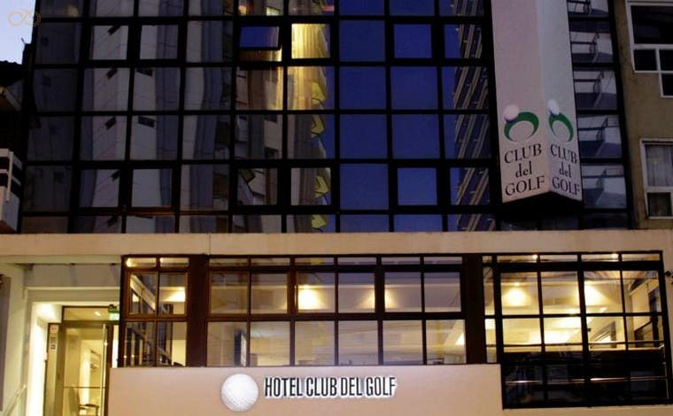 HOTEL CLUB DEL GOLF