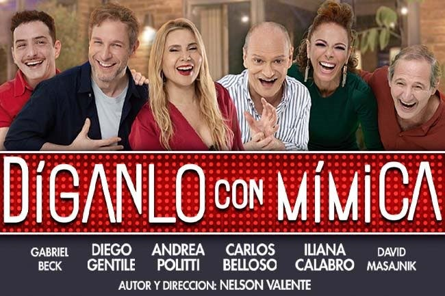 DIGANLO CON MIMICA