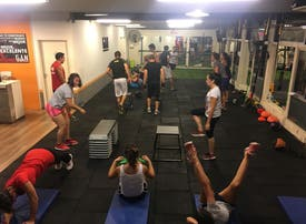 Gan Functional Training - 20%