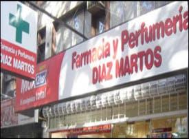 Farmacia y Perfumería Diaz Marto - 15%