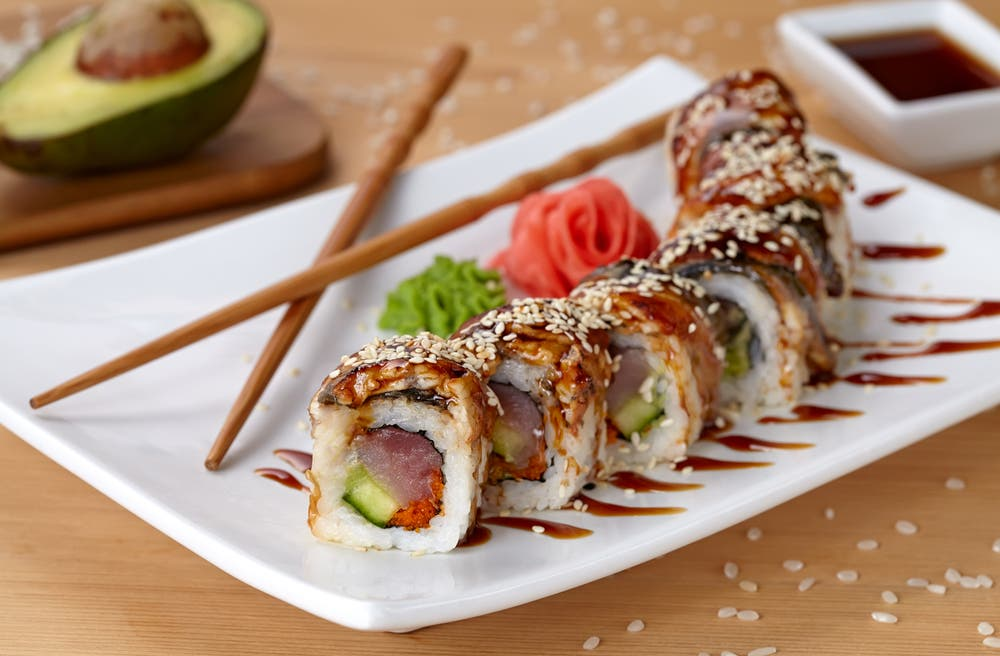 ROLL ME UP! SUSHI