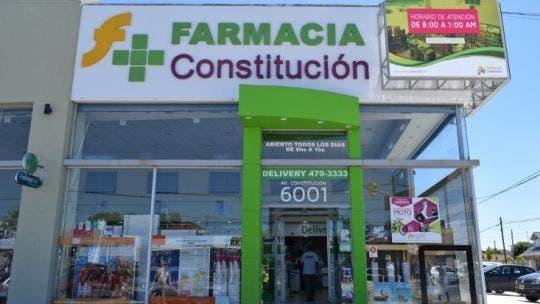 FARMACIAS CONSTITUCION