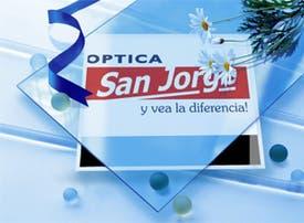 Óptica San Jorge - 30%