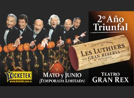 Beneficios en Les Luthiers