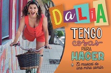 DALIA GUTMANN - TENGO COSAS PARA HACER