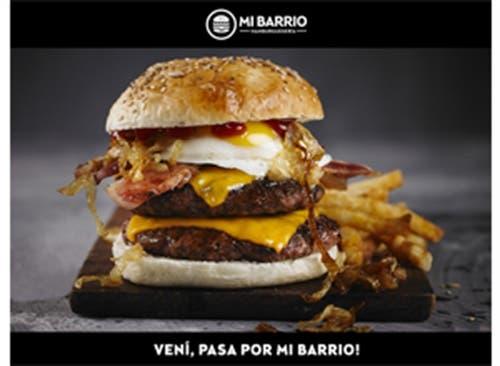MI BARRIO HAMBURGUESERIA