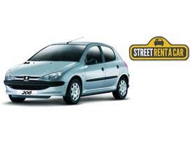 Street Alquiler de autos - 20%
