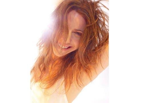 Elena Roger, la cara de las energías limpias. Foto: Gentileza Muchnik PR