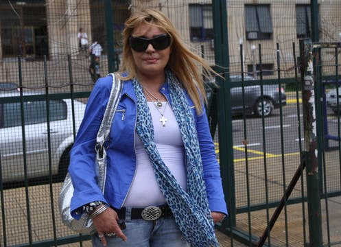 Marisa Beiro sobreviviente de la tragedia. Foto: LA NACION / Maxie Amena