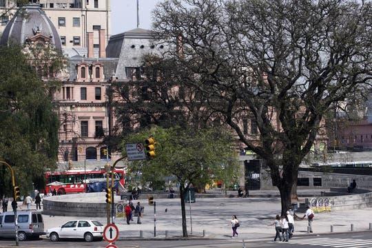 Una Barrio que ha ido decayendo con el correr de los años intenta ahora convertirse en un boom inmobiliario. Foto: LA NACION / Maxie Amena