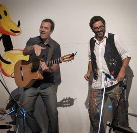 Kevin Johansen y Liniers, canciones y colores
