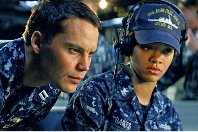 Battleship: batalla naval, otra película que se quedó con poco