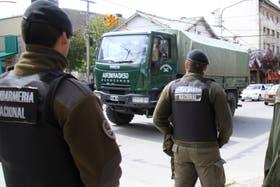 Gendarmes, apresados por la propia Gendarmería