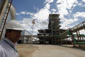 Planta de biodiesel en la localidad de San Lorenzo, Santa Fe