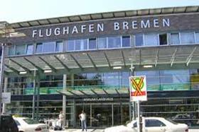 El aeropuerto de Bremen fue testigo del miserio