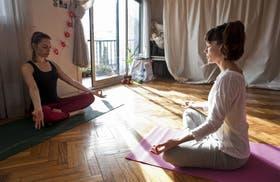 Clases de yoga a cargo de Ana Romas: ése es el destino de los puntos que obtuvo Lucila Brea en Bioecon
