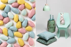 Decorá con color: tonos pasteles para tu casa