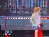 La empleada pública en lode Susana con Insaurralde y Cirio 1ra parte  - Fuente: Canal 13