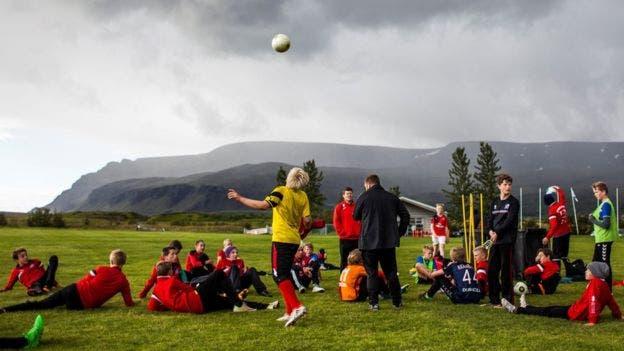 Islandia incrementó los fondos destinados a las actividades deportivas de los adolescentes
