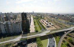 La nueva autopista Illia