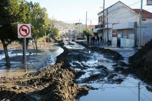 Comodoro Rivadavia, del petróleo al pantano