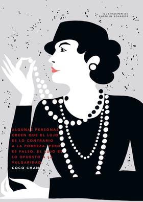 Coco Chanel, emblema de la moda