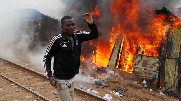La violencia postelectoral en Kenia empeoró el sábado