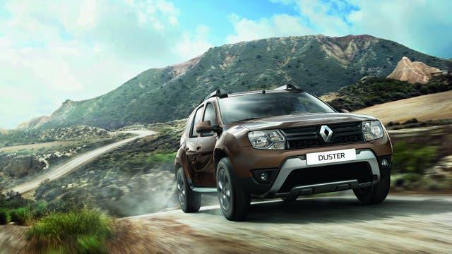 Renault Duster, uno de los modelos más vendidos del segmento B-SUV