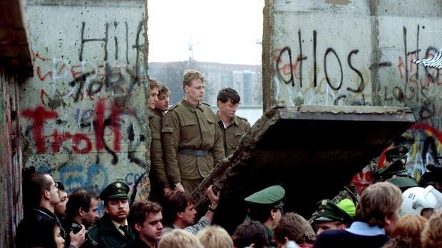 A 28 años de la caída del muro, Alemania vive el avance de la ultraderecha