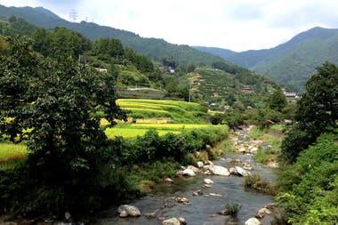 El pueblo de Kamikatsu se sitúa en las montañas de la isla de Shikoku, en Japón