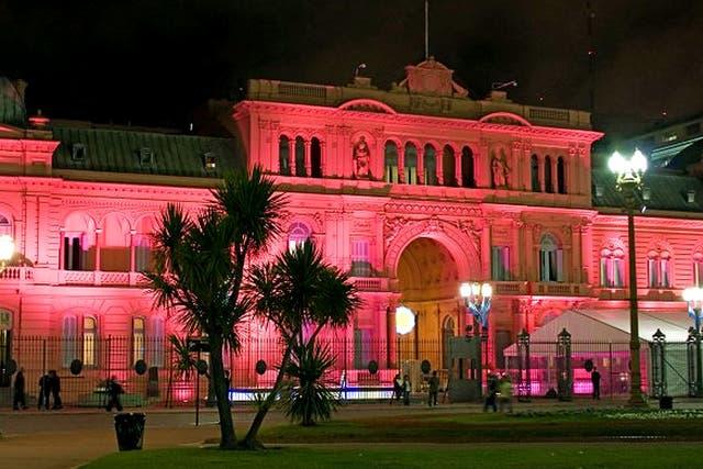 Desde la Casa Rosada, Cristina Kirchner intervino el que ha sido durante años el verdadero Ministerio de Justicia