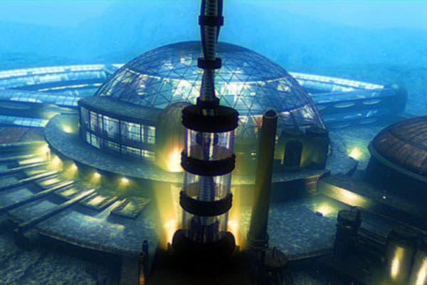 El Jules Undersea Lodge en Key Largo, Florida, inaugurado en 1986, tiene capacidad para 6 personas.Originalmente fue un laboratorio de investigación que llegó a ser el más avanzado de su época y hoy es uno de los 4 hoteles submarinos en el mundo al que se puede acceder únicamente buceando. Foto: buzzholiday.com