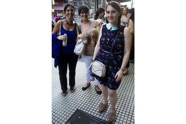 Otro vestido veraniego. Esta vez, con estampado de pajaritos y cuello a contratono. Foto: Agustina Ferreri