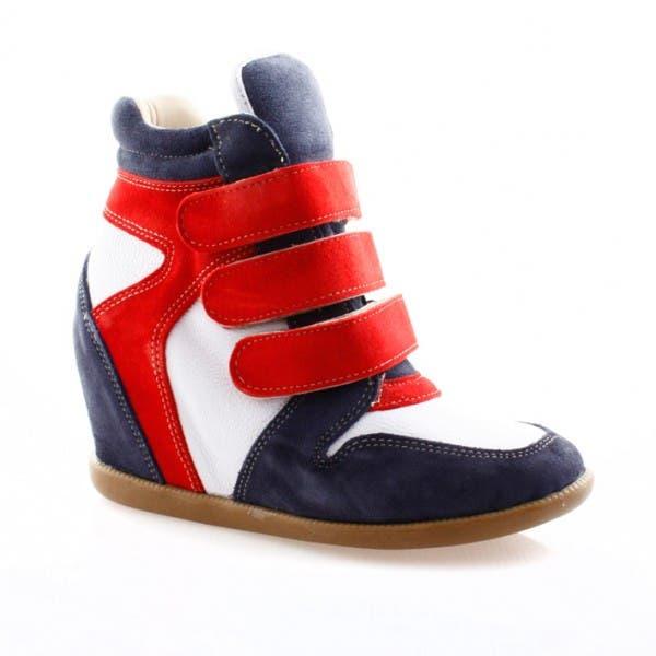 Las zapatillas creadas por Isabel Marant. Foto: https://calzadosbatistella.com.ar