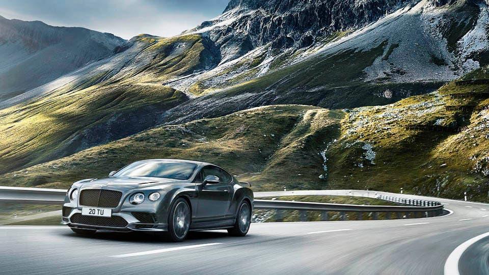 Bentley Continental Supersports es el modelo más radical que haya fabricado la casa británica en su historia. Foto: bentleymotors.com