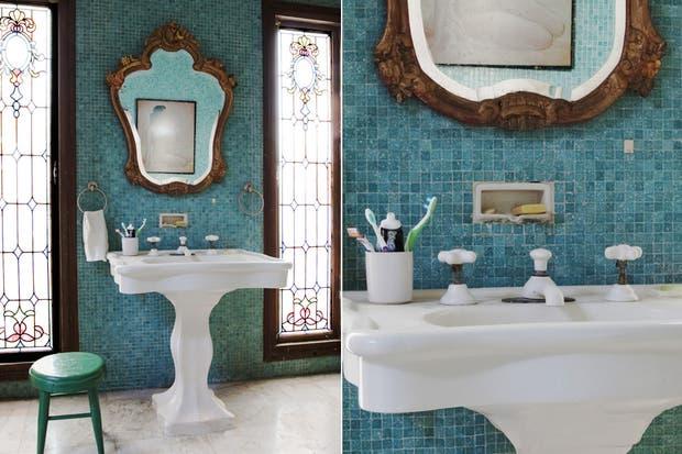 Bachas Para Baño Fotos:Antes de desechar la vieja pileta del baño, buscá alternativas para